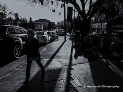 Street 212 (`ARroWCoLT) Tags: streetphotography sokak istanbul man walking phonecall people blackwhite bw art human arrowcolt monochrome nokia lumia 1020 bnwdemand bnwpeople bnw bnwstreet ishootpeople kadıköy perspective blackandwhite outdoor acıbadem contralight sidewalk kaldırım mobiography