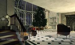 22769 ~ [bauwerk] English Country House for faMESHed : December 2016 (manuel ormidale) Tags: countryhouse mesh meshprefab prefab groundhouse winter landsitz english mansion fameshed victorian victorianhouse solar twofloors bauwerk 22769 22769~bauwerk house pacopooley