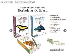 Borboletas do Brasil (Butterflies of Brazil)