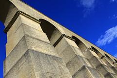 Roman aqueduct (davidvankeulen) Tags: europe europa france frankrijk frankreich franserepubliek rpubliquefranais aqueduct aquaduct arssurmoselle metz romanaqueduct romeinsaquaduct romeinserijk romanempire davidvankeulen davidvankeulennl davidcvankeulen urbandc