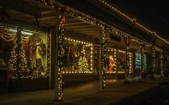 A Fredericksburg, Texas Christmas (Explore) (keith_shuley) Tags: fredericksburg texas texashillcountry christmas german holiday nighttime olympus