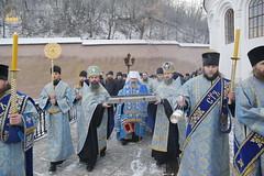 18. Arrival of Sanctities at Lavra / Прибытие святынь в Лавру 01.12.2016