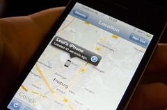 iPhone tracking (khawkins04) Tags: race germany marathon run freiburg tracking iphone loul freiburgmarathon