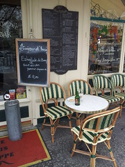 Cafe Rene (Canon_Fodder.) Tags: holiday paris france beer french cafe europe nuts foreign quaint continent