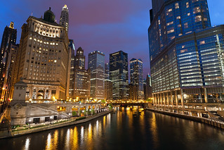 Chicago River III
