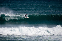 Rule of Thirds (FVDB Photography) Tags: portugal wasser surf surfer surfing blau refreshing peniche erfrischend