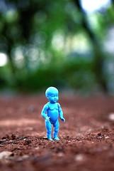 [PHOTO SOUS CADRE A VENDRE] Collin en Terre Rouge (★ ♥ Pounkie ☠ †) Tags: toy vacances doll forsale mini collin jouet avendre ardèche poupon petitcolin petitcollin collinenterrerouge