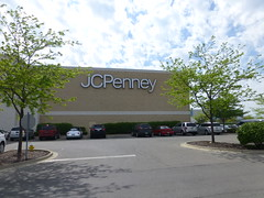 JCPenney in Mansfield (Ontario), Ohio (Fan of Retail) Tags: road ohio ontario retail mall store stores department mansfield richland jcpenney 2013 lexingtonspringmill