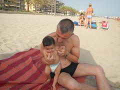 DSCN0119 (Javier Serrano Antn) Tags: calafell agosto2012