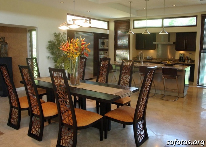 Salas de jantar decoradas (62)