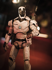 IRON MAN - 1012422 (ready_aim_snap) Tags: toys action ironman tony marvel stark figures ironmonger warmachine manuallens legacylens
