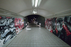 L1033157 (Maharepa) Tags: leica night underpass subway singapore pedestrian tunnel singapur m9 nachts unterfhrung fusgnger