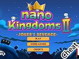 奈米帝國2:小丑的反擊:修改版(Nano Kingdoms 2 - Joker's Revenge Cheat)