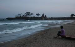 Mony spiaggia Mamallapuram
