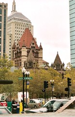 Trinity Church, October 2004 (Friscocali) Tags: boston frito dartmouth lay bolyston