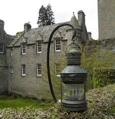 Anchor light (Sicco2007) Tags: scotland nairn cawdorcastle