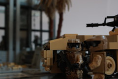 Deception US Troops (✠Andreas) Tags: lego military apc thepurge legodiorama legoapoc desertapoc thepurgeusa