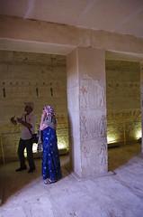 Tomb of Petosiris 34 (eLaReF) Tags: egypt tombs isadora ibex elgebel tunaelgebel petosiris tunaelgebbel