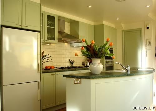 Cozinha planejada contemporânea