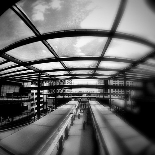 Spending the day at #gatwick - #airport by dirktherabbit, on Flickr