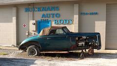 1938 Buick (Hawk 1966) Tags: old hot classic car buick rust war 1938 rusty pre rusted hotrod rod potential prewar
