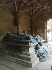 Lord & Lady Lever Tomb, Port Sunlight (Aidan McRae Thomson) Tags: sculpture church monument tomb effigy wirral merseyside portsunlight