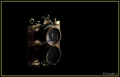 Key Chain (VERODAR) Tags: camera light bronze nikon keychain ambientlight nikond5000 verodar veronicasridar