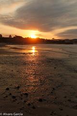 El Sol se va...Caravia (ElAsturcon) Tags: asturias playa asturies caravia espasa