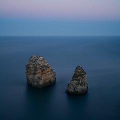 Sagres (hartvigs) Tags: longexposure travel sea seascape portugal water landscape cliffs atlantic canon5d algarve fullframe sagres travelphotography nd110 canon24105mmf4 bwnd110 bwnd 5dclassic