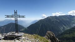 Croix de fer (yakatof) Tags: travel mountain france alps green nature montagne alpes nikon albert rando glacier nikkor vue fer 1er refuge croix 1635 d600 ier