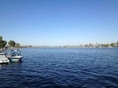 Colorado River - Looking South (sdobie) Tags: arizona boats rivers coloradoriver parker photostream 2013