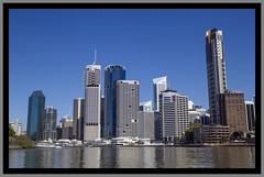 Brisbane City from CityCat-1=