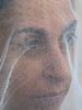 Beneath the veil (Paco CT) Tags: barcelona portrait people woman face female mujer spain veil gente retrato cara clothes esp velo vestido flicker sallent 2013 pacoct sortidazz