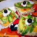 """10-7-13 Flax Rice Cake Avocado Canape • <a style=""""font-size:0.8em;"""" href=""""https://www.flickr.com/photos/78624443@N00/10144162014/"""" target=""""_blank"""">View on Flickr</a>"""