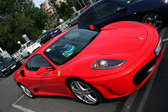 Ferrari F430 (Vuk Vranic) Tags: red hot cars beautiful car yellow digital race canon fire eos 350d serbia engine f1 ferrari vuk exotic belgrade canoneos350d luxury rare beograd supercar bg bgd hala montenegro beton f430 supercars lumma srbija hamman 2015 flams mansory canoneos350ddigital pristaniste worldcars betonhala vranic vukvranic