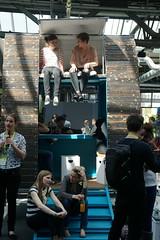Wohnmöglichkeiten im Anhänger. Makerspace, Ideen, abseits des Mainstream.