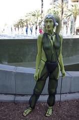 SWC 2O15 - 0158 (Photography by J Krolak) Tags: california starwars costume cosplay anaheim oola twilek