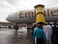 Flying Emirates from Dubai to Islamabad!