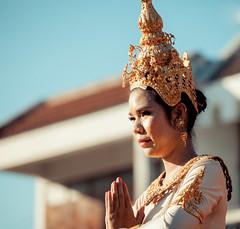 Thailand (Cyrielle Beaubois) Tags: 2015 canoneos5dmarkii cyriellebeaubois thalande thailand thai asia southeast travel sukhothai portrait asian people festival loy krathong