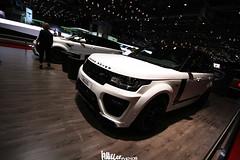 Obraz 180 (prezes1234) Tags: rangerover range rover whitepower geneve motorshow switzerland supercar car hypercar svr