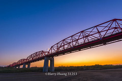 Harry_31253,,,,,,,,,,,,,,,,,,, (HarryTaiwan) Tags:                    yunlin xiluo yunlincounty xiluotownship bridge     harryhuang   taiwan nikon d800 hgf78354ms35hinetnet adobergb