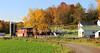 Clothesline out on  Amish Farm 5833 (intricate_imagery-Jack F Schultz) Tags: jackschultzphotography intricateimageryphotography amishcountry ohioamish southeasternohio fallcolor clothesline clotheshangingoutside amishfarm