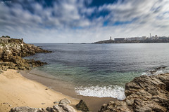 Corua 2016-09 N 144 (-COULD 2.0) Tags: canon650d corua galicia sea mar playa spain sigma1750