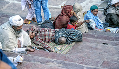 INDIA7945/ (Glenn Losack, M.D.) Tags: india beggars untouchables caste poor poverty photojournalism