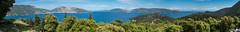 Ithaca from Ancient Sami (Maria-H) Tags: ithaca kefallonia greece gr panorama ionian islands panasonic gh4 dmcgh4 1235 ancientsami