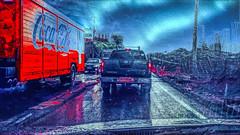 G2 (gesielfreire) Tags: art street road car collor sky