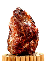 Large Red Calcite (SorenityRocks) Tags: redcalcite calcite large sorenityrocksmalibu sorenityrocks crystal rock crystals interior luxury design spaces healing