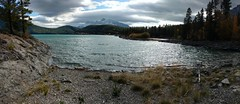 max_minnewanka_shore (ctmarie3) Tags: banffnationalpark lakeminnewanka stewartcanyon trail