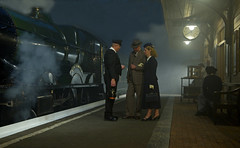 'Terminus' (andrew_@oxford) Tags: swindon railway museum steam great western station timeline events