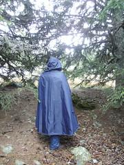 Rainmac-blau-IMGP0050 (Umhaenge2010) Tags: cape cloak cloack umhang regenumhang raincape capeimpermable